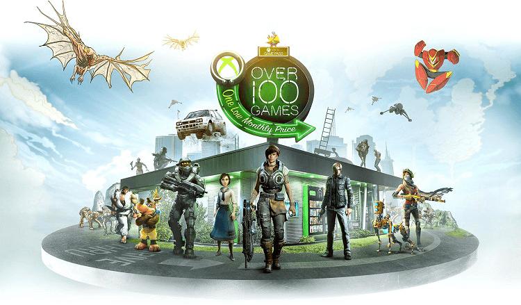 Microsoft анонсировала объединенную подписку Xbox Game Pass и Xbox Live Gold