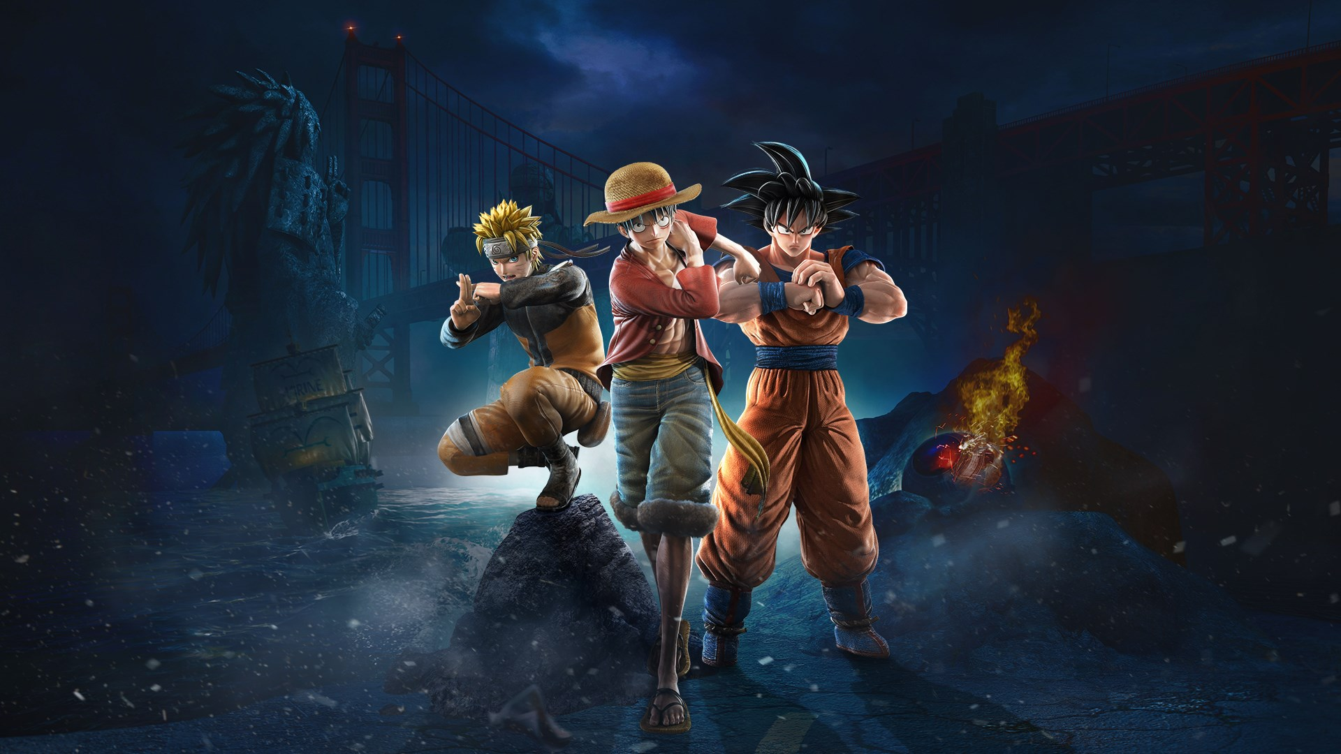 Jump Force и еще четыре игры пополнят каталог Xbox Game Pass