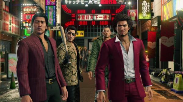 Релиз Yakuza: Like a Dragon на PS5 состоится 2 марта, а на Xbox Series - 10 ноября этого года