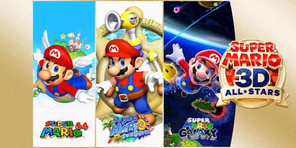 Древние игры за фуллпрайс: Датамайнеры выяснили, что игры из переиздания Super Mario 3D All-Stars  для Switch работают на эмуляторах старых приставок
