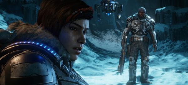 В Сети появилась новая демонстрация геймплея Gears 5 в 120 FPS на Xbox Series S