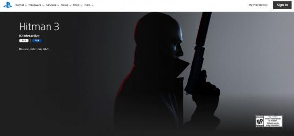 Sony запускает отдельные страницы игр для PS5 на веб-сайте PlayStation