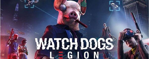 Скриншоты Watch Dogs Legion с рейтрейсингом