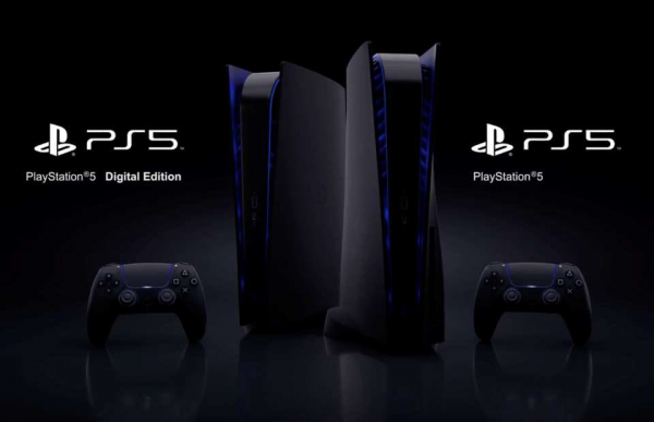 В Сети показали черный DualSence для PS5, однако Sony пока не анонсировала темную версию PS5