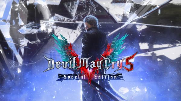 Devil May Cry 5 Special Edition будет работать на PlayStation 5 в 1080p/60fps