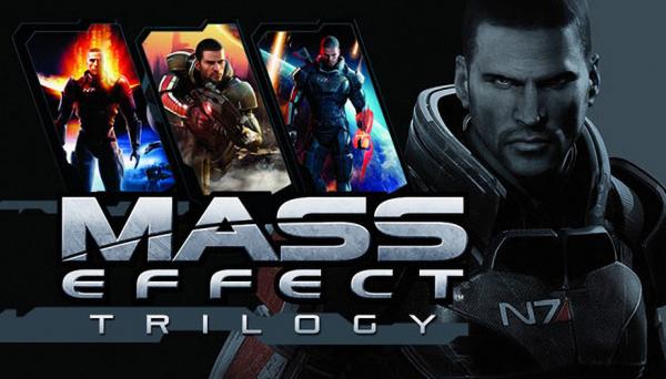 Ремастер трилогии Mass Effect появился в продаже на сайте португальского ритейлера