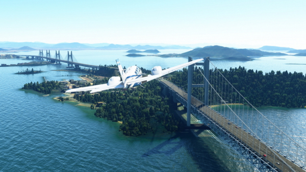 Первое обновление Microsoft Flight Simulator будет посвящено Японии. Представлен первый трейлер и скриншоты