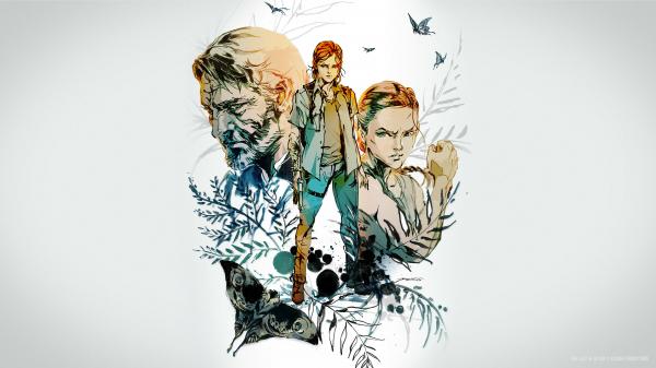 День The Last Of Us: арт от Ёдзи Синкавы, гифки с реакциями, тема для PS4 и анонс настольной игры