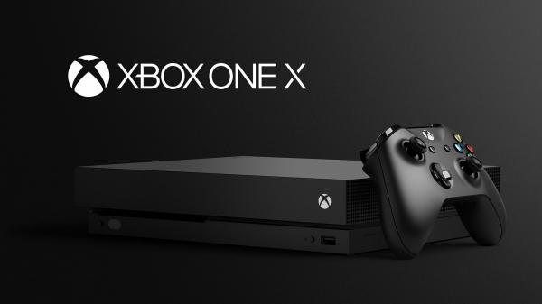 Продажи Xbox One X на Amazon подскочили на 747%