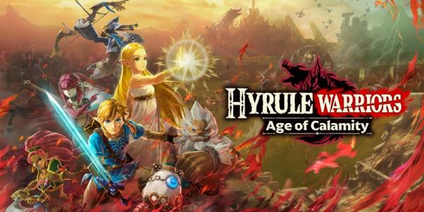 Nintendo неожиданно анонсировала Hyrule Warriors: Age of Calamity - приквел The Legend of Zelda: Breath of the Wild для Switch
