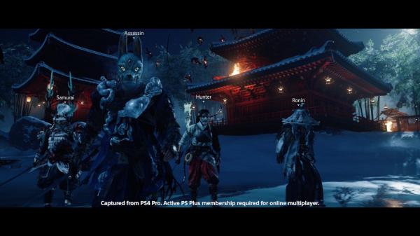 Призраки объединяются: Новые детали и арты Ghost of Tsushima: Legends