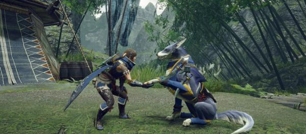 Презентация Monster Hunter Rise вызвала ажиотаж вокруг игры - демоверсия обрушила eShop на несколько часов