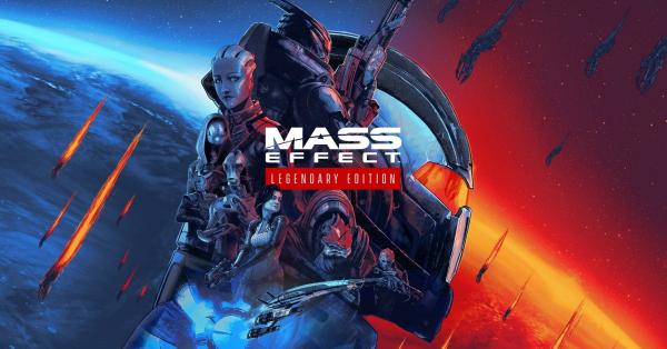 В нескольких онлайн-магазинах появилась дата релиза Mass Effect: Legendary Edition — 12 марта
