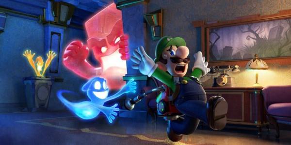 Nintendo приобрела студию-разработчика Luigi's Mansion 3 и Super Mario Strikers