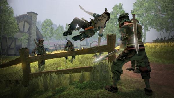 Русская версия Fable II стала доступна в Xbox Game Pass