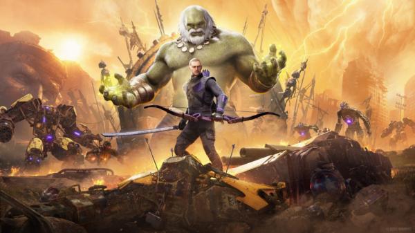 «Мстителей» для PS5 и Xbox Series представят в феврале вместе с Соколиным глазом