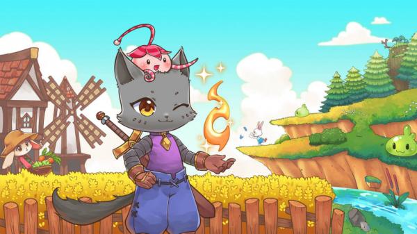 Игру о котах Kitaria Fables анонсировали для Xbox Series и PS5