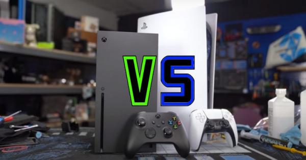 PlayStation 5 против Xbox Series X: сравнение по уровню шума и качеству охлаждения