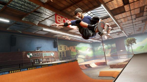 Tony Hawk's Pro Skater 1+2 выйдет на Nintendo Switch, PS5 и Xbox Series X|S
