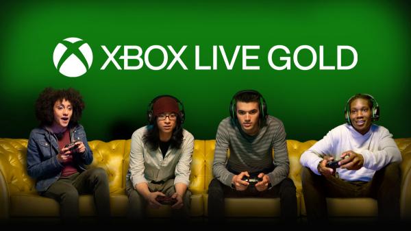 Игры для подписчиков Xbox Live Gold в Марте