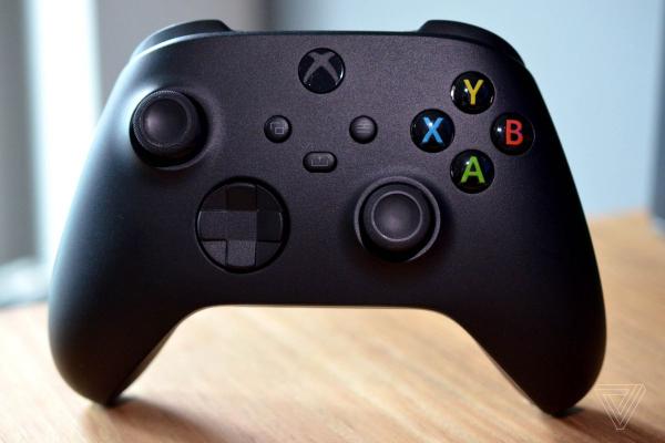 Полностью новый: Microsoft представила рекламный ролик беспроводного контроллера для Xbox Series X S