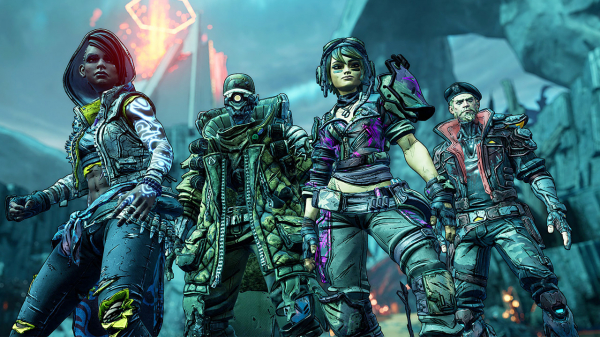 Официально: Авторы XCOM покажут новые игры в этом году, Gearbox готовит проект для Take-Two - новая Borderlands?