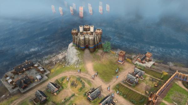 Утечка: бета-тесты Age of Empires 4 и восемь новых цивилизаций