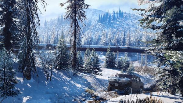 SnowRunner добавят в библиотеку Xbox Game Pass 18 мая