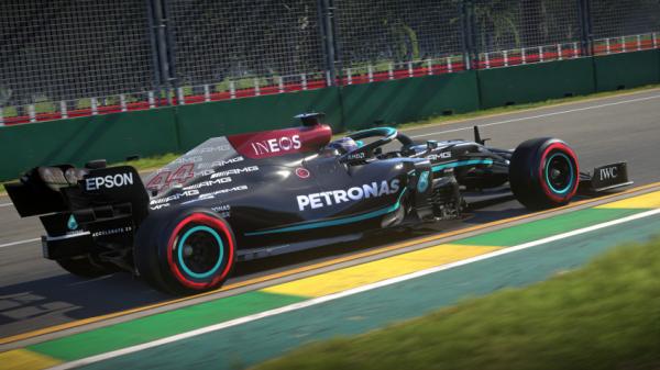F1 2021 на PS5 и Xbox Series X получит режим с поддержкой 120 FPS